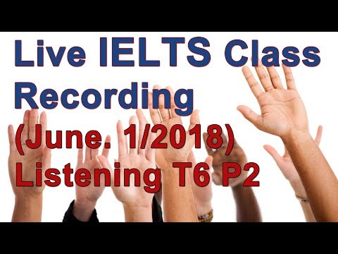 IELTS Listening for High Scores Example and Strategy Part 2