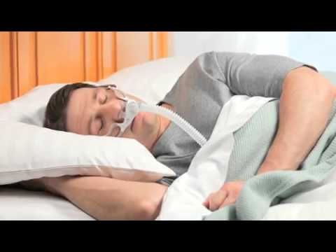 Nasal Pillow CPAP Mask Discomfort