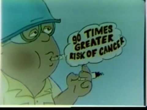 Asbestos Disease Lung Cancer 1980 US Navy