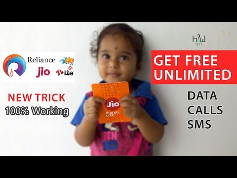 How to Get Reliance Jio 4g Free Unlimited Data , Call , Sms on any android mobiles ? | HOW IS IT