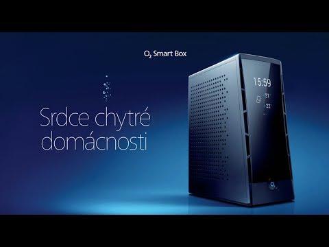 O2 Smart Box - Srdce chytré domácnosti