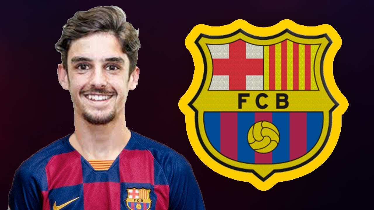 Francisco Trincão ● Officially Welcome To Barcelona ● 2020 || HD