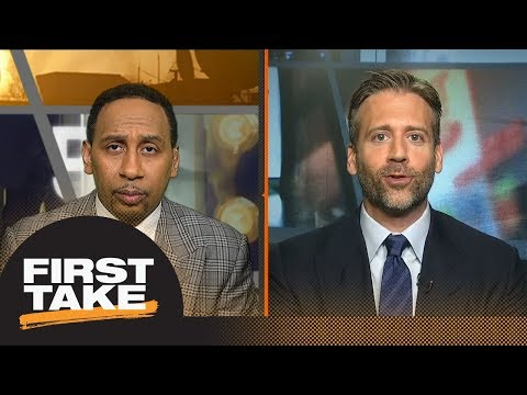 Max: Oklahoma City Thunder's biggest problem is the 'so-called' Big 3   First Take   ESPN