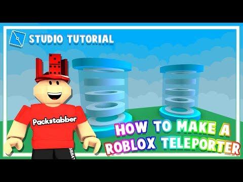 How to make a Teleporter :)