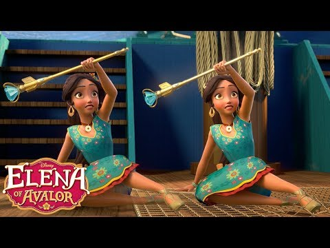 Stowaway   Elena of Avalor   Disney Junior