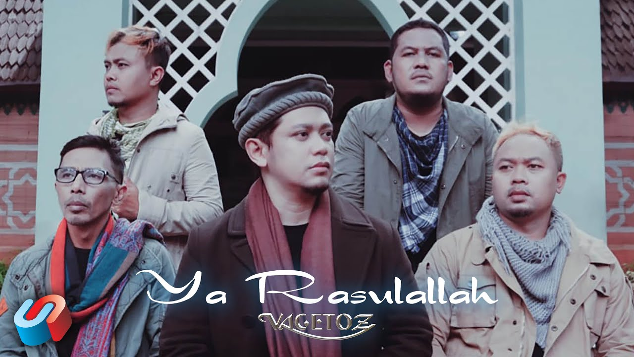 Download Vagetoz - Ya Rasulallah (Official Lyric Video) MP3 Gratis