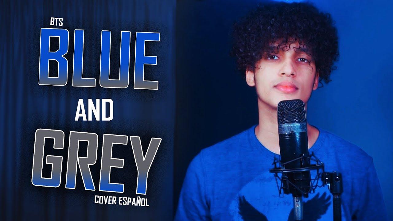 BTS - Blue & Grey (Cover Español) | Keblin Ovalles
