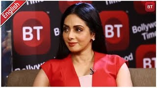 Sridevi Last Emotional Interview With Devansh Patel | Must Watch | You Will Cry