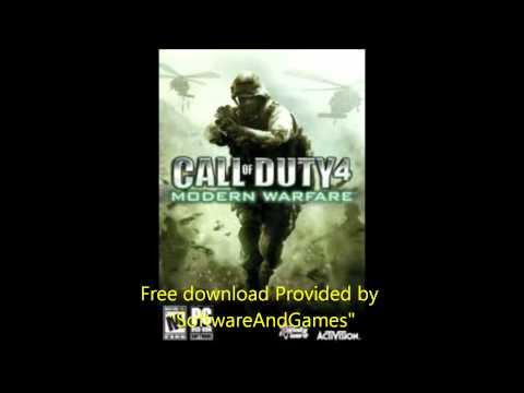 Call of Duty 4: Modern Warfare (Full Game Free)