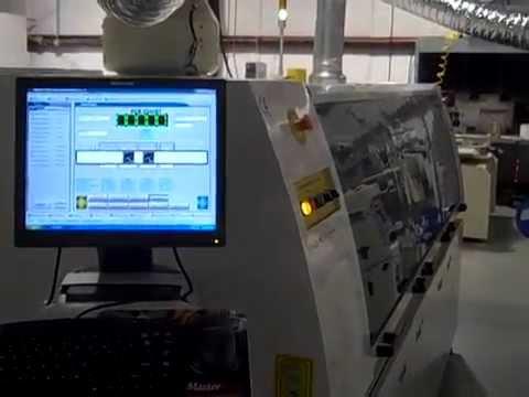 DekTec Wave Soldering Machine