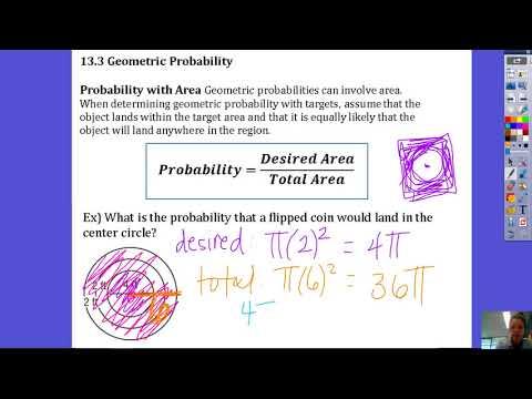 13.3 Geometric Probability