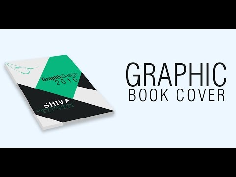 Graphic Design - Adobe Illustrator/Photoshop - Book Cover Design Part 2
