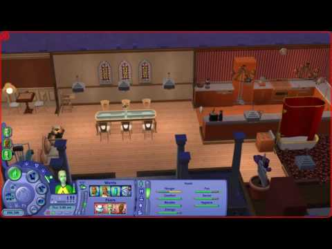 Let's Play The Sims 2 Scholarship Challenge Part 16 (Childhood Part 1 of 3)