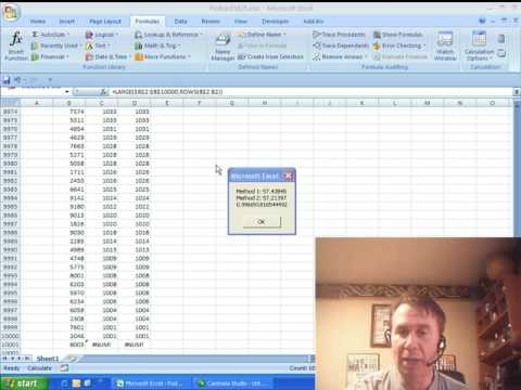 Mr Excel & excelisfun Trick 12: Sort Numbers With Formula