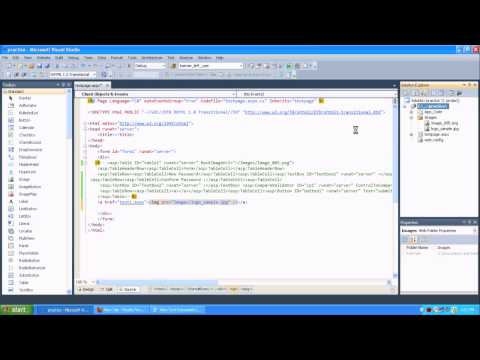 how to make image as link or act as link in html asp net c#