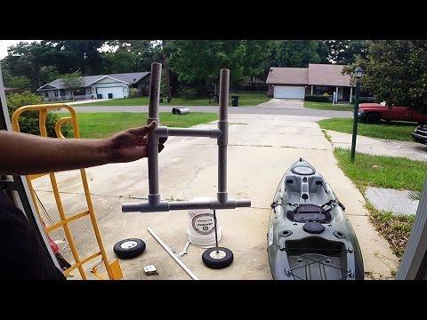 DIY Kayak Cart/Wheels