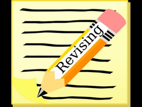 TOP 15 Tips About Revising Effectively!