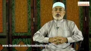 DATO' DR. HARON DIN - Mencari Redha Allah [ SIRI 1 ]
