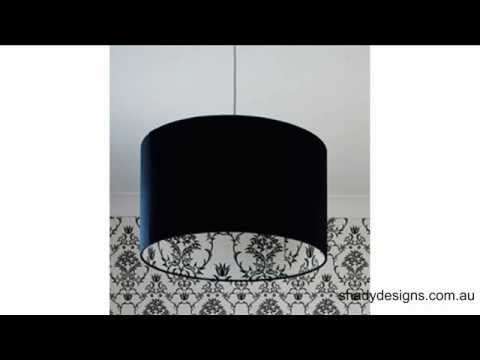 Adding A Material to The Inside of An Existing Lampshade