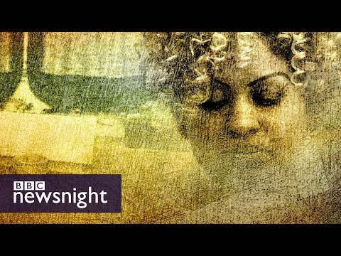 Katy Morgan-Davies: Trapped in a London cult for 30 years - BBC Newsnight