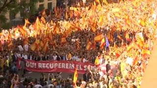 Spain's deputy PM gives up persuading Catalonia not to declare independence