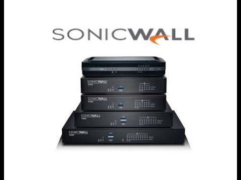 Sonicwall Utm Firewall - Port Yönlendirme ( Nat )