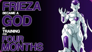 Wiki Weekends | Frieza Became A God By Training For Four Months