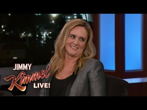 Samantha Bee on The Daily Show