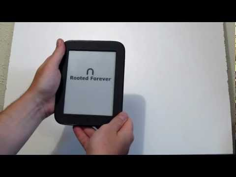 Nook Touch Rooting Tutorial - Super Easy Method