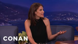 Cobie Smulders' Filthy/Sexy Supermodel Apartment