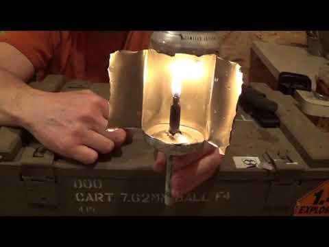 Sharpie Marker Lantern