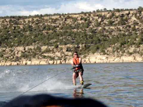 Clay Wakeboarding at Navajo