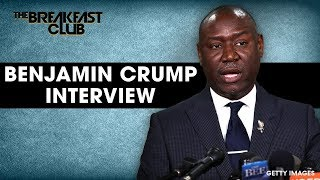 Attorney Benjamin Crump Talks George Floyd Killing By Minneapolis Police