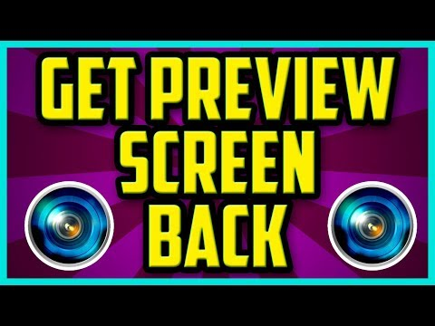 How To Get The Preview Screen Back On Sony Vegas 13 WORKING 2018 - Preview Screen Gone FIX