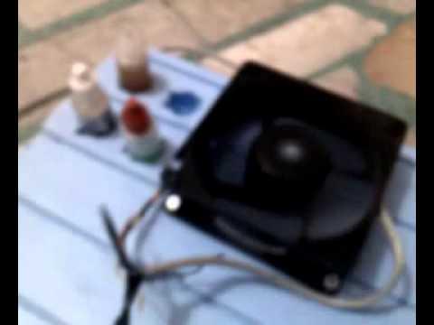 DIY liquid mixer