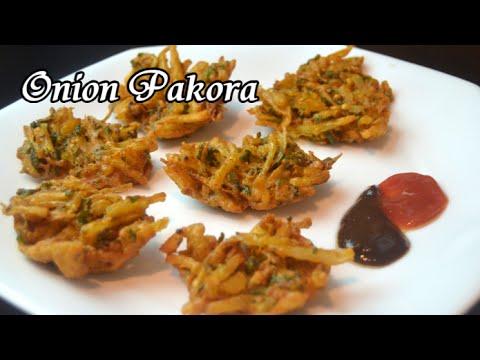 Onion Pakora - Ramadan Recipe