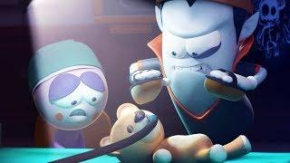 Funny Animated Cartoon | Spookiz | Cula to The Rescue | 스푸키즈 | Cartoon For Children