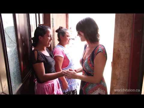 No Child For Sale - Erin Cebula in Guatemala | World Vision