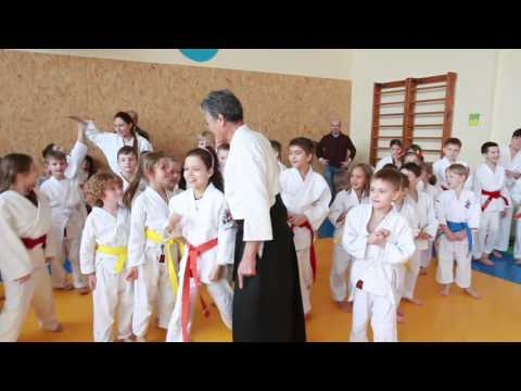 ! Training with children in Kyiv, Apr 2017