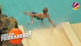 Aqua Mundo: Rein ins Vergnügen! | Endlich Feierabend! | SAT.1