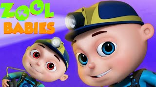 Cave Rescue Episode (Single)   Zool Babies Series   Videogyan Kids Shows   Cartoon Animation