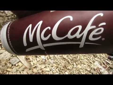McDonald's Coffee Cup Tops Leak and Can Burn You CONSUMER REPORTS