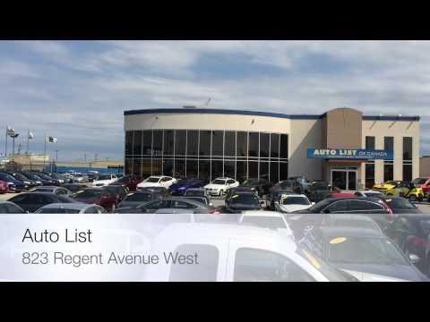 Autolist of canada used cars dealer, Winnipeg