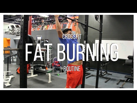 Fat Burning Crossfit Routine