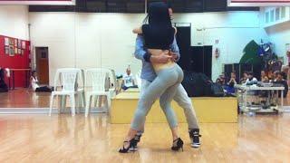 VersuS dancing Evo-Kizomba (Urban-Kiz) 2013 | Stony feat. VersuS - Minha TarraXa