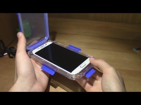 Universal Smartphone Waterproof Case Samsung S6 and Edge HTC Nexus