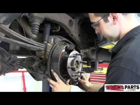 Do It Yourself - Install OEM Rear Drum Brakes 2008 Chevy Silverado