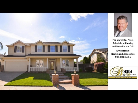 2463 Limoges St, Tracy, California Presented by Ernie Boehm.