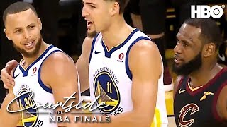 Courtside at the NBA Finals (2018) Trailer   HBO