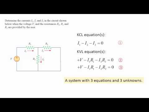 Excel 17 (Problem 30) Basic circuit problem.